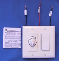 2 Sd Switch W 12 Hour Timer For Whole House Fans