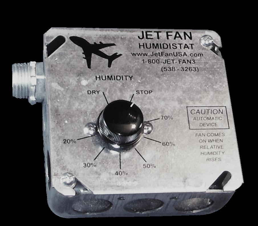 Attic: Attic Fan Humidity Setting